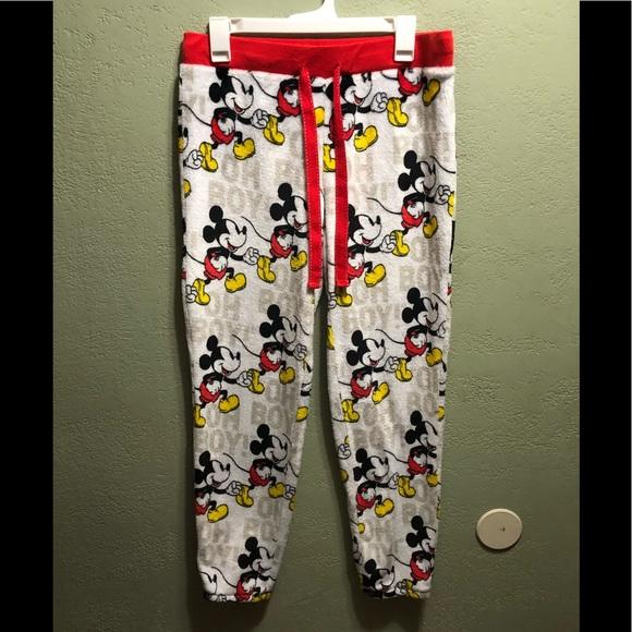 Disney Small Mickey Mouse sleepwear pant